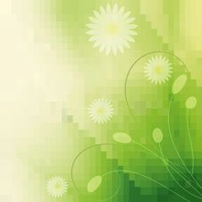 Free Beautiful Floral Background Royalty Free Stock Photo - 20835845
