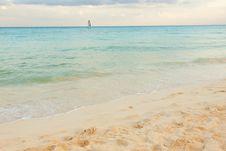 Free Caribbean Beach. Stock Photo - 20836320