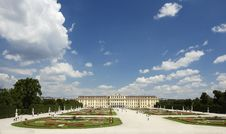 Free Schonbrunn Palace In Vienna Stock Photo - 20836810