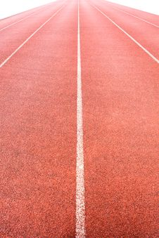 Free Track For Running Stock Images - 20836934