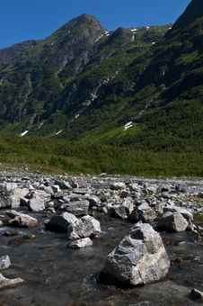 Free Norwegian Landscape Stock Image - 20837041