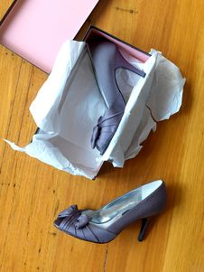 Free High Heeled Shoes Stock Image - 20837631
