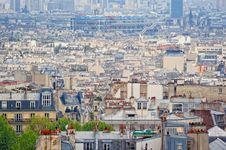 Centre Of Paris Stock Images