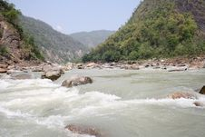 Free River Ganga, The Ganges Royalty Free Stock Photography - 20839687