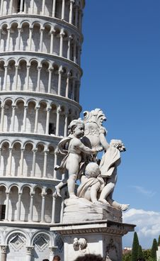 Free Leaning Tower Royalty Free Stock Photo - 20839705