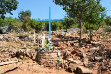 Free Medjugorje, A Place Of Pilgrimage Royalty Free Stock Image - 20839726