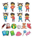 Free Kids Style Royalty Free Stock Images - 20840039