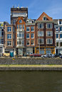 Free Classic Amsterdam View Stock Photography - 20840842