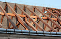 Free Roof Works Royalty Free Stock Photo - 20845455