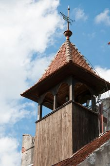 Free Wooden Castle Tower Royalty Free Stock Photo - 20840015