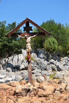 Free Medjugorje, A Place Of Pilgrimage Stock Images - 20840254