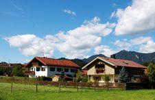 Free Alpine Town Stock Photos - 20840333
