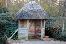 Free A Small Summer House Royalty Free Stock Photos - 20840898