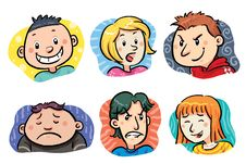 Free Expressions Stock Photos - 20840903