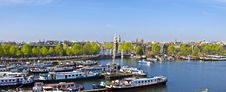 Free Classical Amsterdam View Stock Images - 20840964