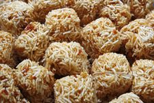 Free Crispy Rice Noodle Royalty Free Stock Photos - 20841198