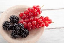 Free Blackberries And Currants Stock Photo - 20843520