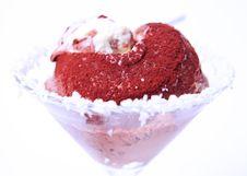 Free Chocolate Ice-cream Stock Photos - 20843593
