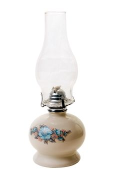 Free Antique Kerosene Lamp Stock Photos - 20843993
