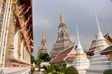 Free Wat Arun Temple, Bangkok Stock Photos - 20844423