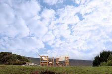 Free Two Chairs On A Hill Stock Photography - 20844692