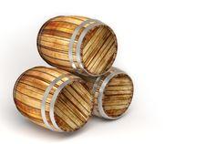 Free Barrel Royalty Free Stock Photos - 20845168
