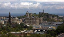 Free Historic Edinburgh Stock Images - 20845634
