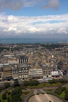 Free Historic Edinburgh Stock Photography - 20845652