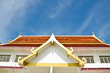 Free Roof Of Thai Traditional Temple Stock Photo - 20846100