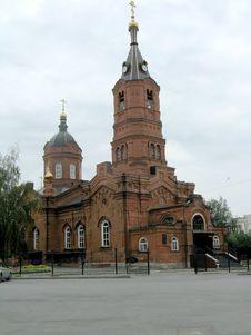 Free Church Royalty Free Stock Image - 20846216