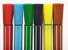 Free Color Felt-tip Pens Stock Image - 20848371