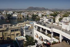 Free Udaipur City Stock Photography - 20848772