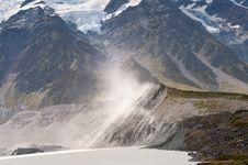 Free Views Of Tasman Glacier Stock Images - 20849994