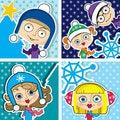 Free Christmas Kid Stock Photo - 20858680