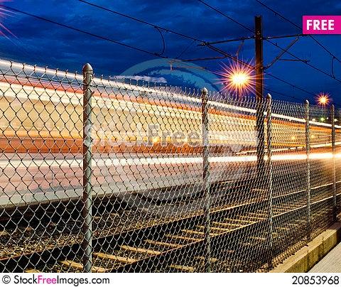 Free Light Rail Light Royalty Free Stock Photos - 20853968