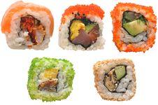 Free Sushi Stock Image - 20850101