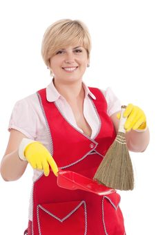 Free Housewife Stock Photography - 20850412