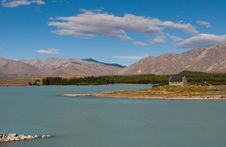 Free Lake Tekapo, New Zealand Royalty Free Stock Image - 20850466