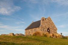 Free Church Of The Good Shepherd, Lake Tekapo Stock Photos - 20850693