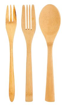 Free Wooden Cooking Utensils Stock Images - 20851524