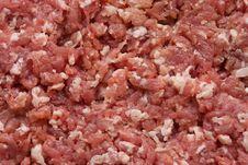 Free Minced Pork Stock Photos - 20852263
