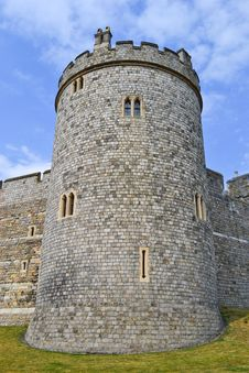 Free Windsor Castle Wall Stock Photo - 20852270
