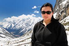 Free Sikkimese Woman Royalty Free Stock Photography - 20852377