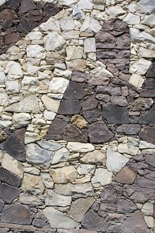 Free Rock Wall Background Stock Photography - 20852512