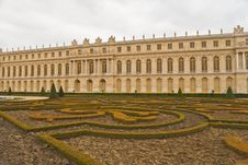 Free Versailles In Winter Stock Photos - 20853203