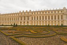Free Versailles In Winter Stock Photos - 20853203