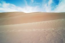 Free Sand Desert Royalty Free Stock Photo - 20853575