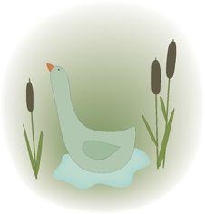 Illustration Of Duck Stock Photos