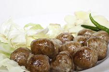 Free Isan Sausage Stock Images - 20854764
