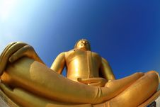 Free Biggest Buddha Statue Thailand Stock Photo - 20856000